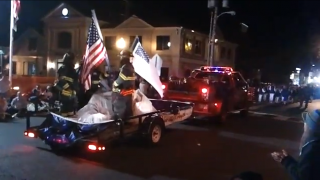 78th Annual Toms River Halloween Parade presented by Volunteer Fire