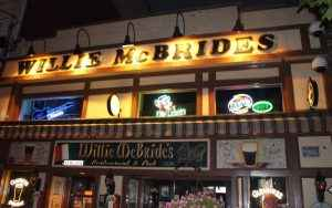 Beer, Food, Bands & Good People @ Willie McBrides   Hoboken   New Jersey   United States