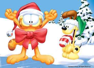 Garfield Christmas.A Garfield Christmas Shoretv New Jersey Watch It Live