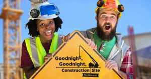 Goodnight, Goodnight Construction Site @ Count Basie Theatre   Red Bank   New Jersey   United States