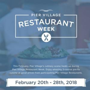 Pier Village Restaurant Week @ Pier Village  | Long Branch | New Jersey | United States