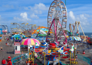 Casino Pier Holiday Festival