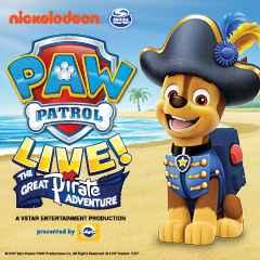 Paw Patrol Live @ Boardwalk Hall | Atlantic City | New Jersey | United States