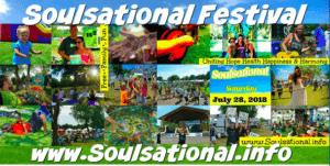 Soulsational Festival 2018 @ Verterans Park | Berkeley Township | New Jersey | United States