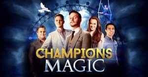 Champions of Magic @ Count Basie Theatre