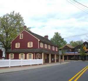 Tour of Englishtown @ The Village Inn | Englishtown | New Jersey | United States