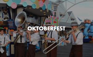 Morey's Piers Oktoberfest @ Jumbo's Restaurant  | Wildwood | New Jersey | United States