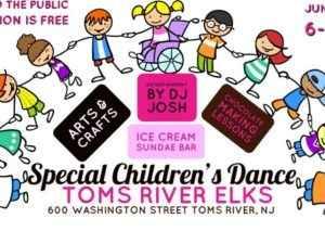 Toms River Elks Special Childrens Dance @ Toms River Elk Lodge  | Toms River | New Jersey | United States