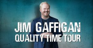 Jim Gaffigan: Quality Time Tour @ Count basie Center for arts   Red Bank   New Jersey   United States