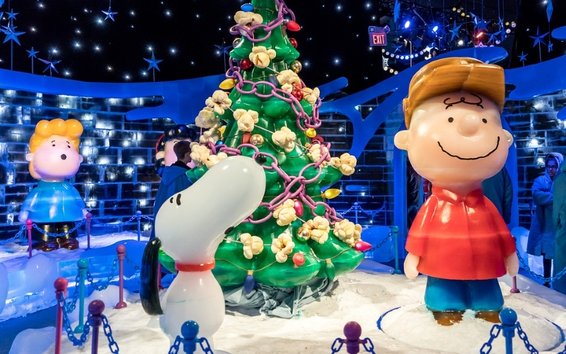 Watch Charlie Brown Christmas.A Charlie Brown Christmas At Count Basie Theatre In Red Bank