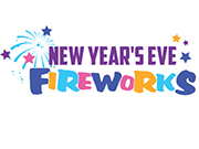 Sea Isle City's New Year's Eve Fireworks @ Sea Isle City Beach   New Jersey   United States