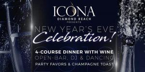 New Year's Eve Celebration at the Beach! @ ICONA Diamond Beach - Wildwood Crest Beachfront Hotel | Wildwood | New Jersey | United States