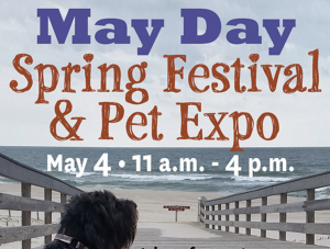 May Day Spring Festival and Pet Expo  ​ @ Island Beach State Park
