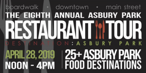 Asbury Park Restaurant Tour @ Press Plaza