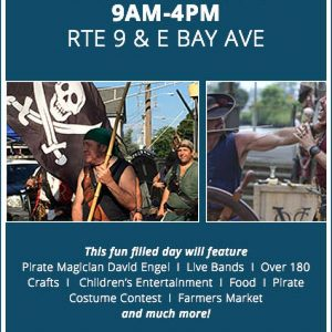 Barnegat Pirate's Day @ Fred Watts Gazebo Park