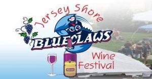 9th Annual Jersey Shore Wine Festival @ FirstEnergy Park
