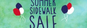 Red Bank - 65th annual sidewalk sale @ Downtown Red Bank