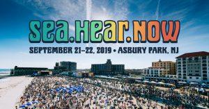 Sea.Hear.Now Music Festival @ Asbury Park Boardwalk