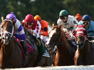 Tito's T-Shirt Giveaway Day @ Monmouth Park Racetrack