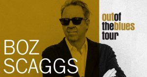 Boz Scaggs @ Hackensack Meridian Health Theater