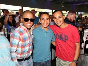 PDJF Charity Party W/Jockey Bartenders @ Blu Grotto