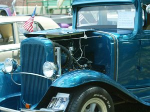 Classic Car Show & Oldies Day @ Monmouth Park Racetrack