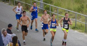 49th Annual Captain Bill Gallagher 10 mile Island Run @ Welcome center (side door)