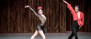The Bolshoi Ballet: Carmen Suite/Petrushka @ Monmouth University Pollak Theatre