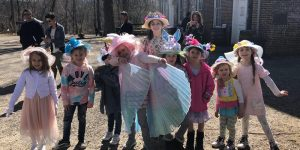 EASTER EGG HUNT AND FESTIVAL @ The Historic Village at Allaire