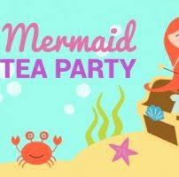 Mermaid Tea Party @ Jenkinson's Aquarium