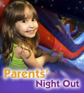 Parents Night Out @ Pump It Up Freehold